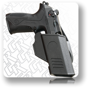 """Picture of CR Tactical """"SECURE II"""" Autolocking Holster"""