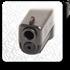 "Picture of RHT ""SD"" Glock Fiber Sight Set"